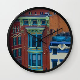 Vine Street, Over-the-Rhine Wall Clock