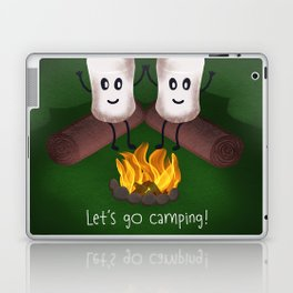 Let's Go Camping! Laptop & iPad Skin