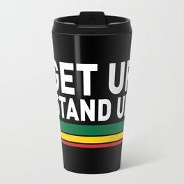 Get Up Stand Up / Rasta Vibrations Travel Mug