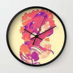 Dawn of Nature Wall Clock