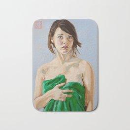 The Green Towel Bath Mat