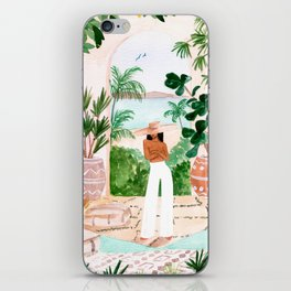 Peaceful Morocco II iPhone Skin