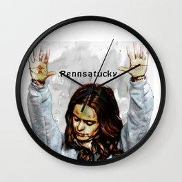 Pennsatucky Wall Clock