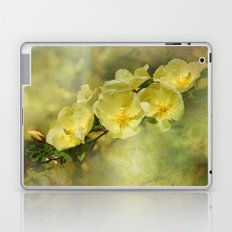 Yellow Roses  Laptop & iPad Skin