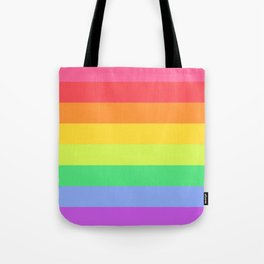 Love the Rainbows Tote Bag