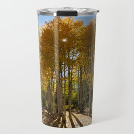 Autumn Blaze outside of Crested Butte, Colorado for #Society6 Travel Mug