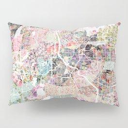 Minneapolis map - Landscape Pillow Sham