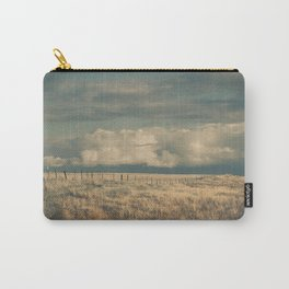 On the Plains Carry-All Pouch