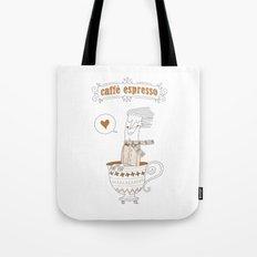Caffè Espresso Tote Bag
