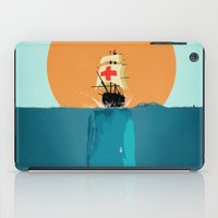 fish iPad Cases featuring fish  by mark ashkenazi