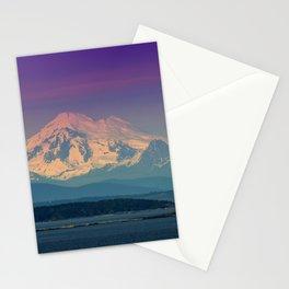 Mount Baker WA Stationery Cards