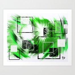 Breakout Art Print