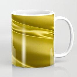 Gold satin texture Coffee Mug