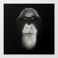 Debrazza's Monkey Square Canvas Print