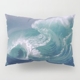 wave Pillow Sham