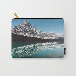Reflection in the Rockies Carry-All Pouch