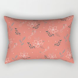 Flower Power 15 Rectangular Pillow