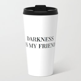 phrases Metal Travel Mug