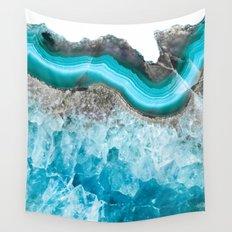 Mermaid Agate Wall Tapestry