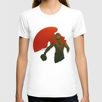 thor T-shirts featuring Thor by Pulvis