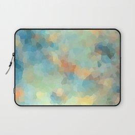 "Colored crystals . ""Sunbeams"" . Laptop Sleeve"