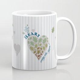 Coming Alive Coffee Mug