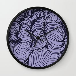 magic circle Wall Clock