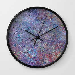 The Warmth Wall Clock