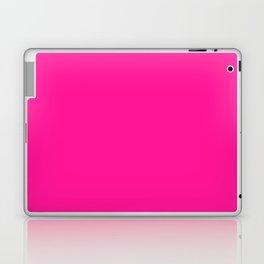 Deep Pink Laptop & iPad Skin