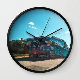 Odesert II Wall Clock