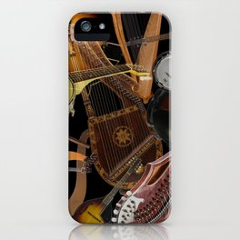 String Instruments 2 iPhone Case