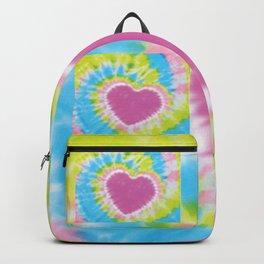 Love Tye Dye 2 Backpack