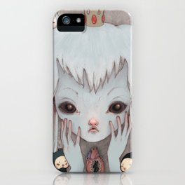 Not All Fun and Games iPhone Case