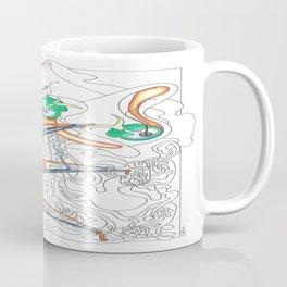 Embryonic Fly Trap Coffee Mug