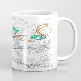 Embryonic Fly Trap Coffee Mug