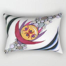 Bubble Sword Rectangular Pillow
