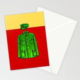 Chairman Mao Stationery Cards
