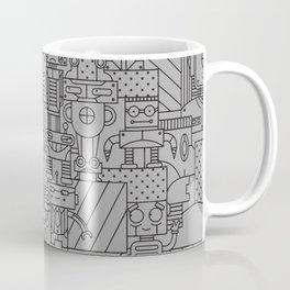 Bot City Coffee Mug