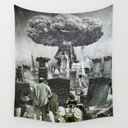 the truth is dead · welcome to the past Wall Tapestry