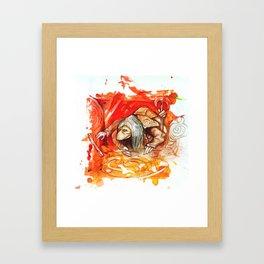 DARK CRYSTAL - UR-RU Framed Art Print