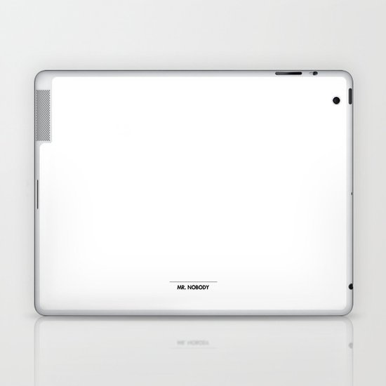 Mr. Nobody Laptop & iPad Skin