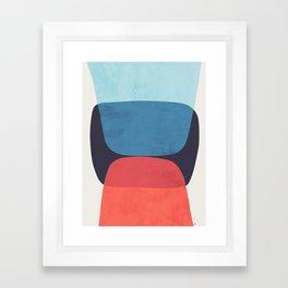 Obri Framed Art Print