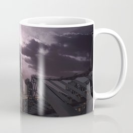 St Pauls full moon, London - United Kingdom Coffee Mug