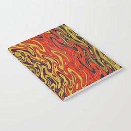 Ripples in Indian Summer Notebook