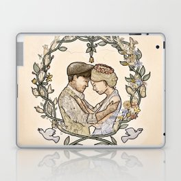"Illustration from the video of the song by Wilder Adkins, ""When I'm Married"" Laptop & iPad Skin"
