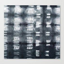 Chunky Shibori Canvas Print