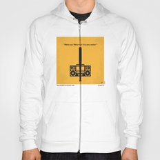 No179 My Do the right thing minimal movie poster Hoody