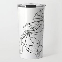 Ninja Fan Travel Mug