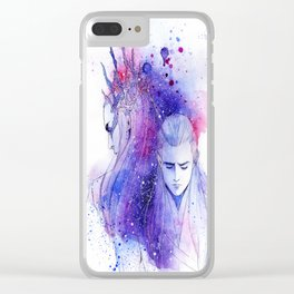 In Starlight Clear iPhone Case