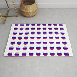 Flag of russia 4 -rus,ussr,Russian,Росси́я,Moscow,Saint Petersburg,Dostoyevsky,chess Rug